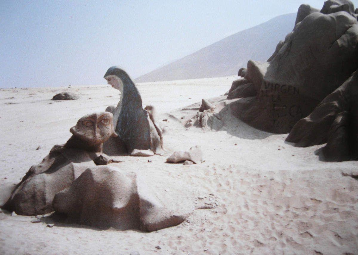 Pérou - Sur la route - 1986
