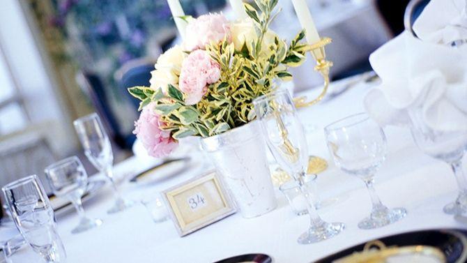 Mariage : bien réussir le plan de table