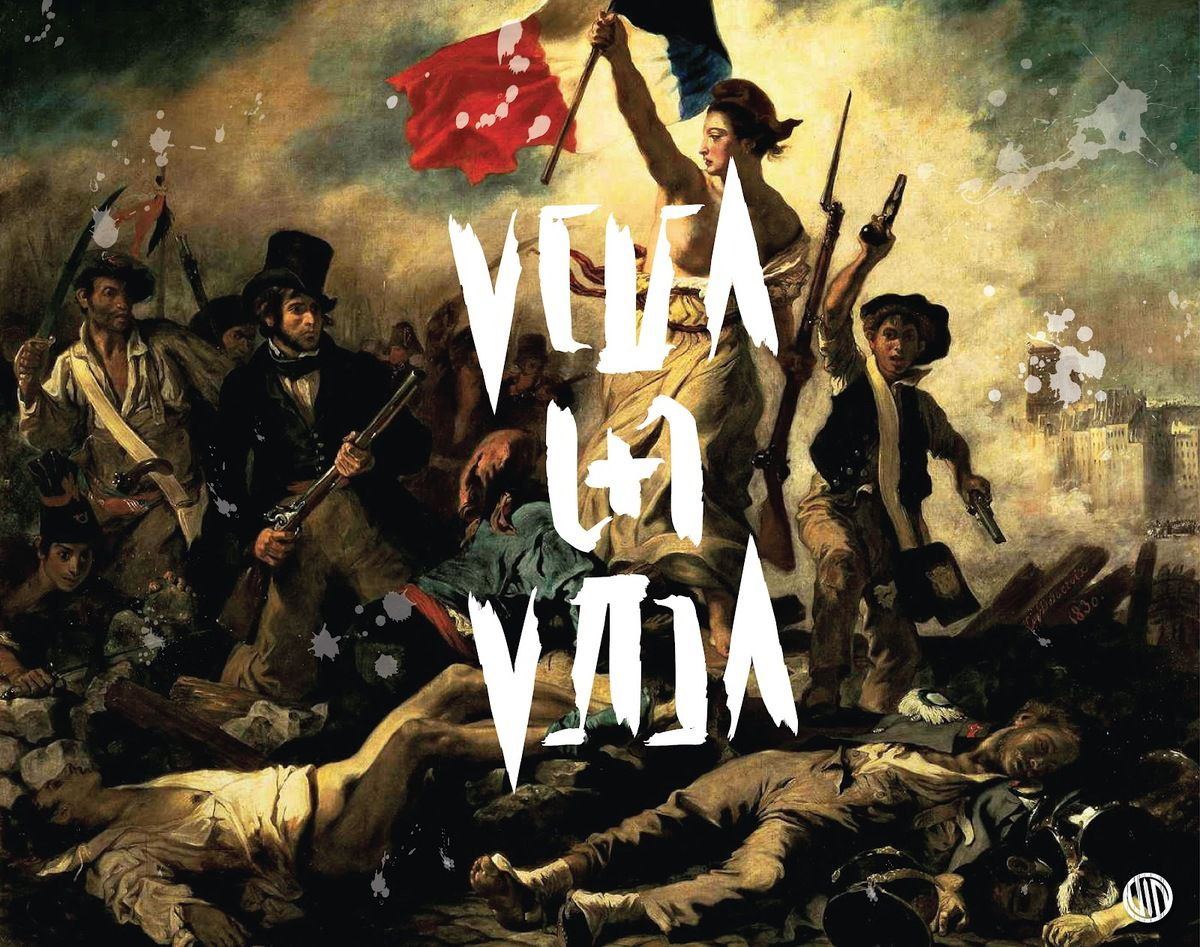 "Pochette de l'album ""Viva la Vida or Death and All His Friends"" sortie en 2008"