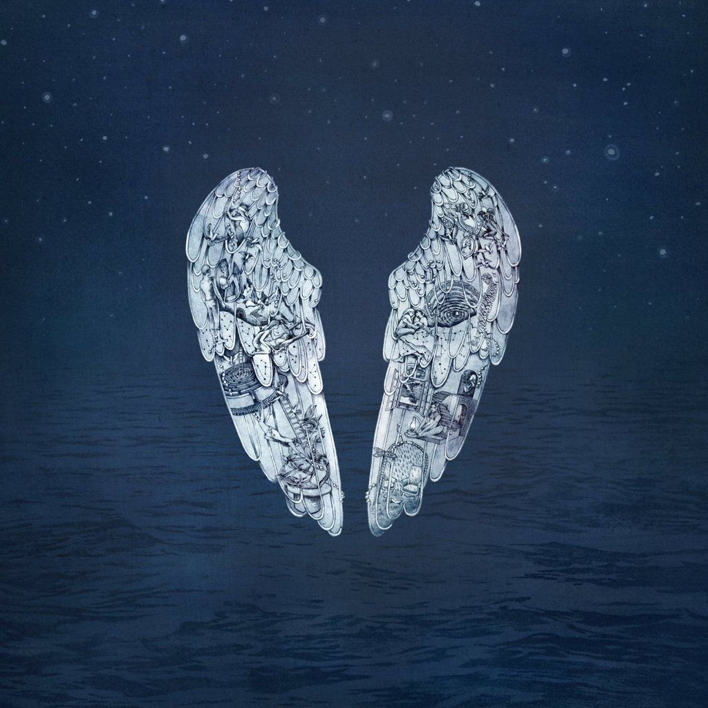 "Pochette de l'album ""Ghosts Stories"" sortie en 2014"