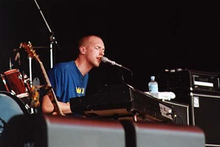 Chris Martin (Parachutes Tour)