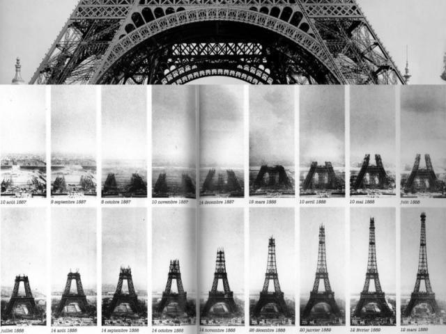 histoire des arts : Tour Eiffel