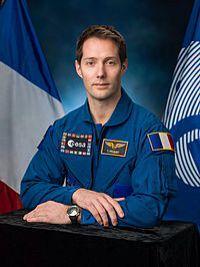 Mais qu'a fait Thomas Pasquet en orbite