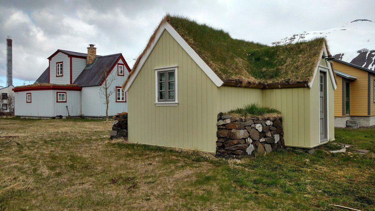 Les quelques villes qu'on a traversé aujourd'hui : Akureyri, Dalvik, Siglufjordur, Saudarkrokur....