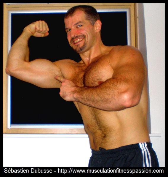 Conseils pour avoir de gros bras, Sébastien Dubusse, blog musculationfitnesspassion