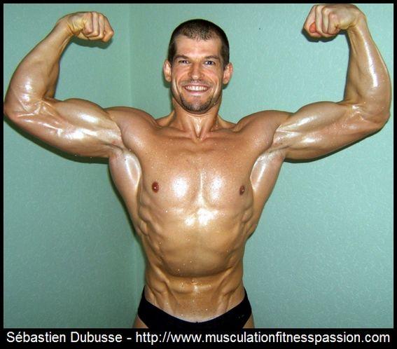 Voici mes deux partenaires préférés, Sébastien Dubusse, blog musculationfitnesspassion