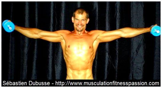 Augmentez votre largeur d'épaules avec les élévations latérales, dernière partie, Sébastien Dubusse, blog musculationfitnesspassion