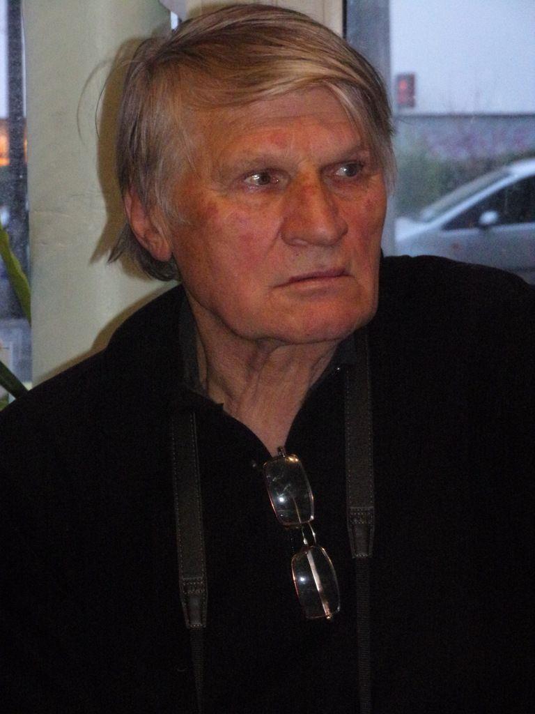 Pierre Petric président de l'association Cahors Mundi