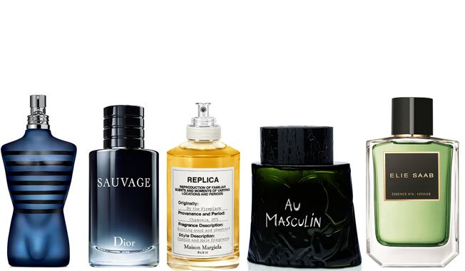 Top 10 Mes Parfums Hommes I Am A Fashionisto