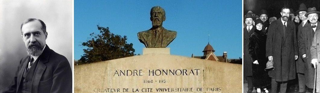 Le pére fondateur –  André Honnorat hier et aujourd'hui