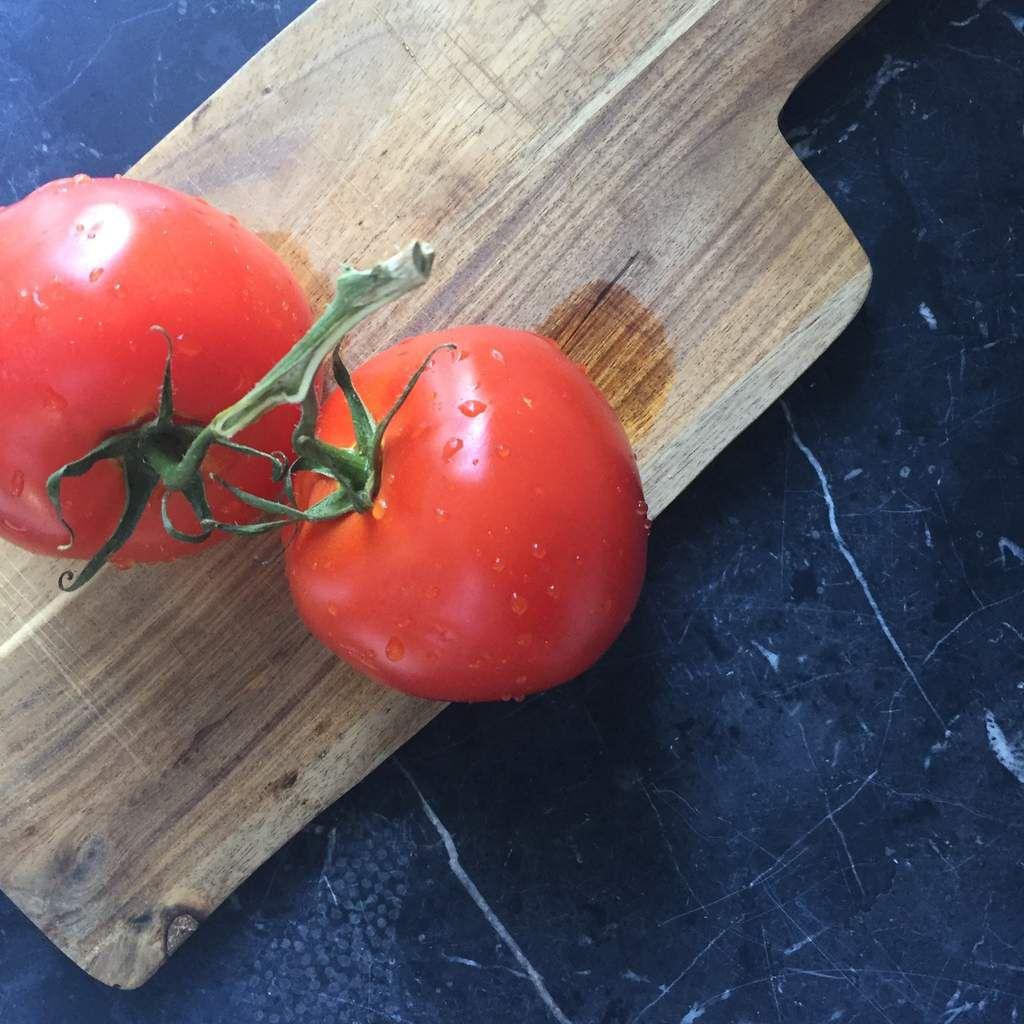 Laver les tomates