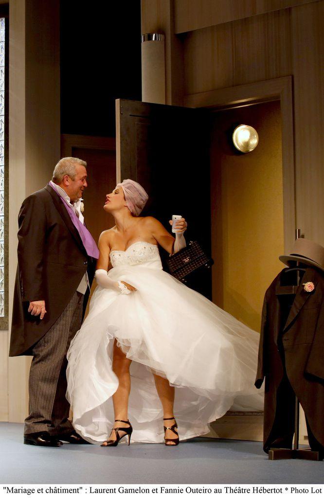 Mariage et Châtiment au Théâtre Hébertot !
