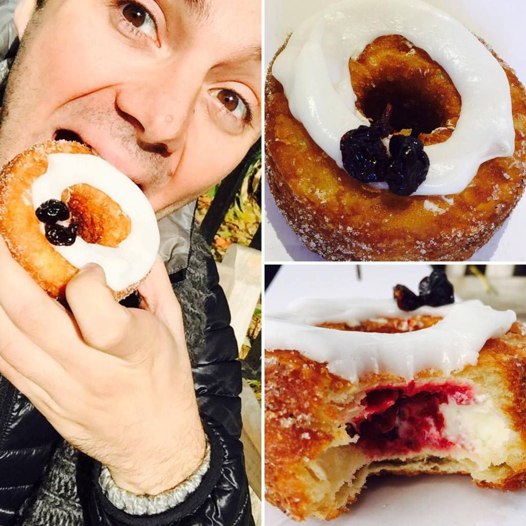 La Folie CRONUT by Dominique Ansel !