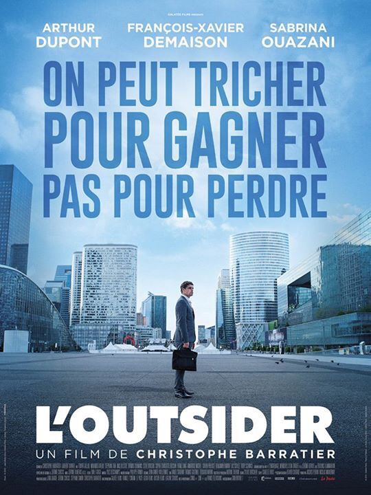L'Outsider de Christophe Barratier !