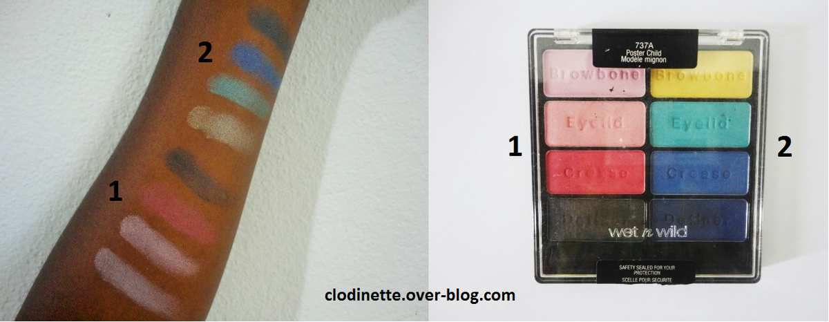 swatch wet n wild coloricon poster child