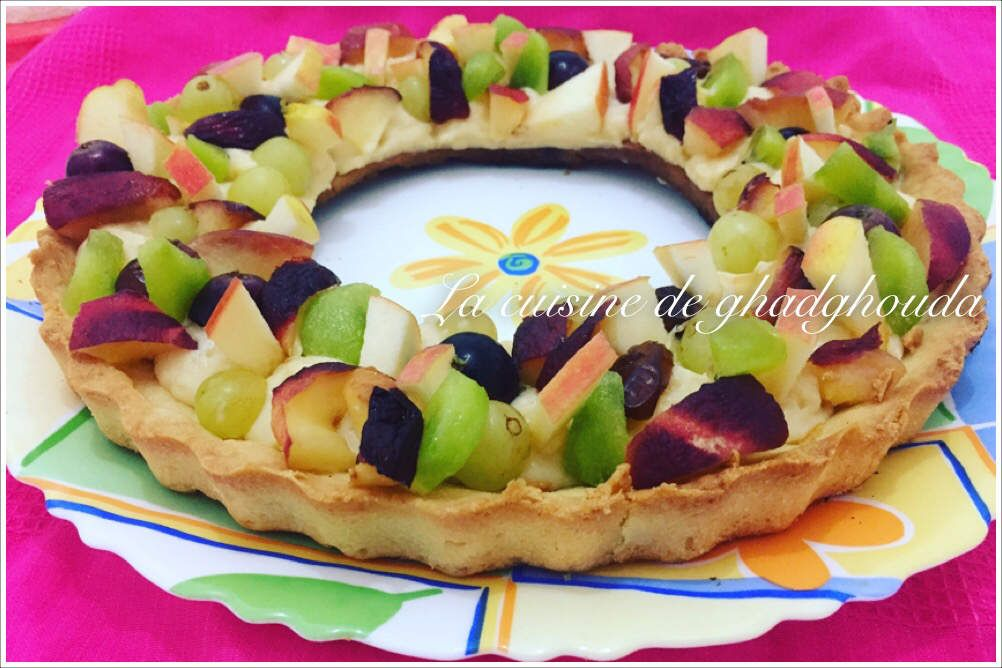 ��Tarte aux fruits ��