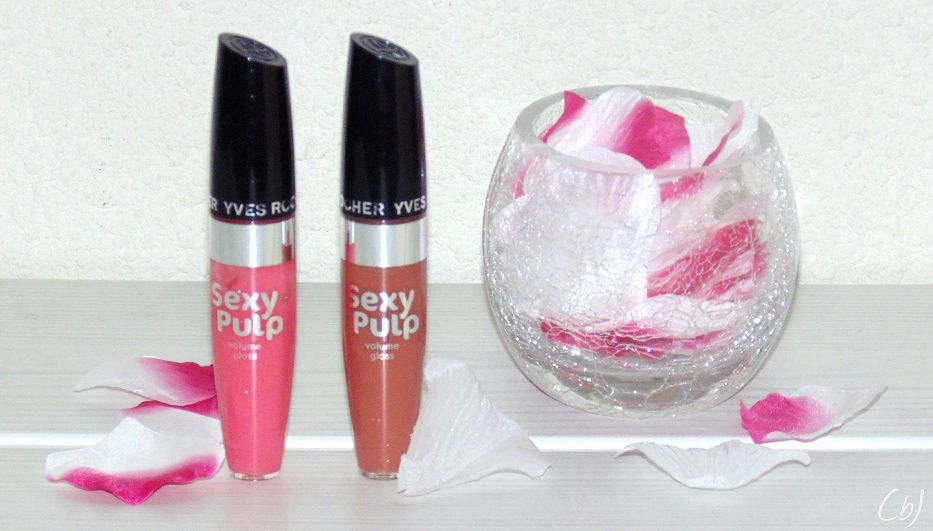 Fabuleux Sois pulpeuse ! | Gloss Volume Sexy Pulp Yves Rocher - La Vie d  UY85
