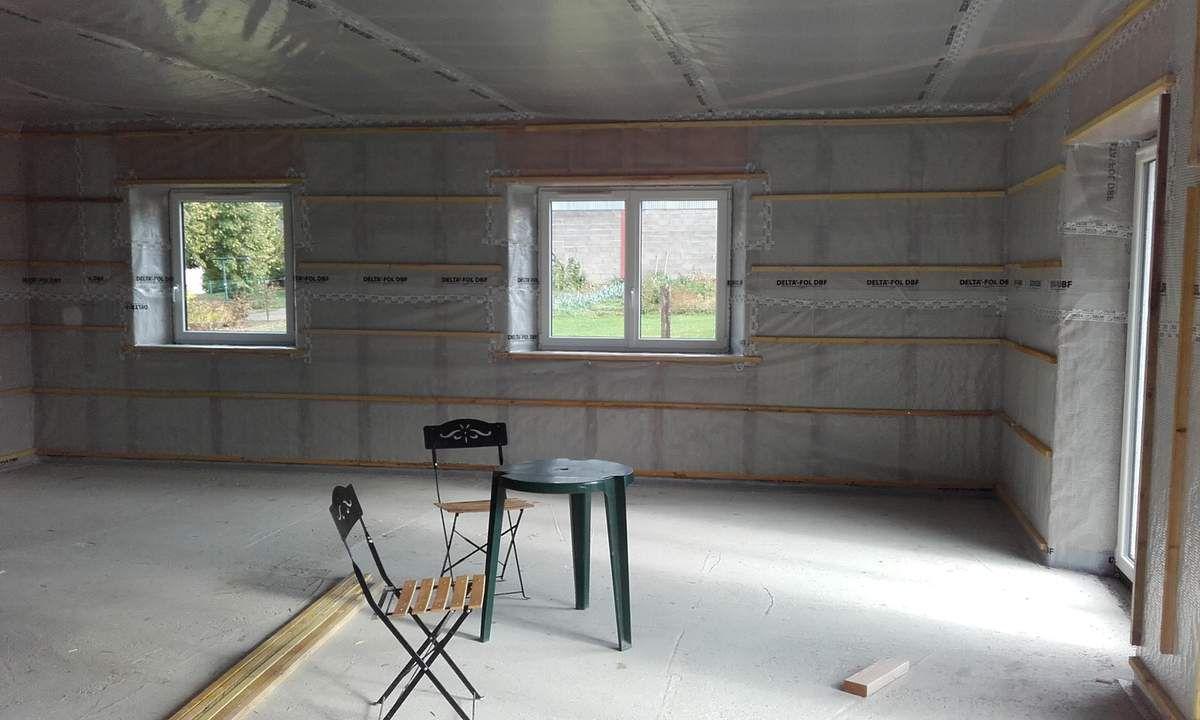 la pose du placo et de l 39 lectricit autoconstruction bois paille. Black Bedroom Furniture Sets. Home Design Ideas