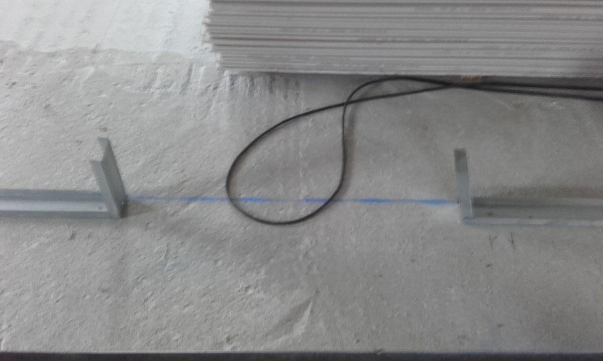 La Pose Du Placo Et De L Electricite Autoconstruction Bois Paille