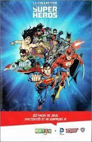 Le collector des Super Héros DC Comics - Match 2016