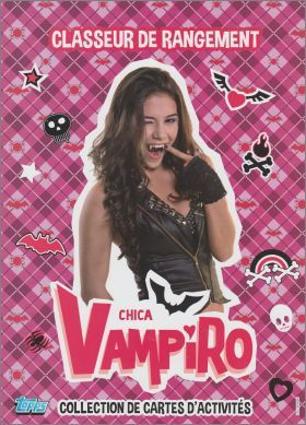 Chica Vampiro - Cards Topps 2016 - COMPLET