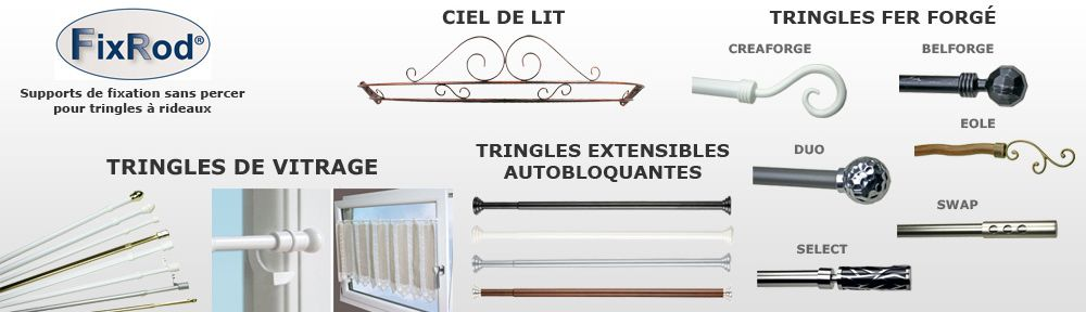 Installer Une Tringle A Rideaux Sans Percer Secodir Deco