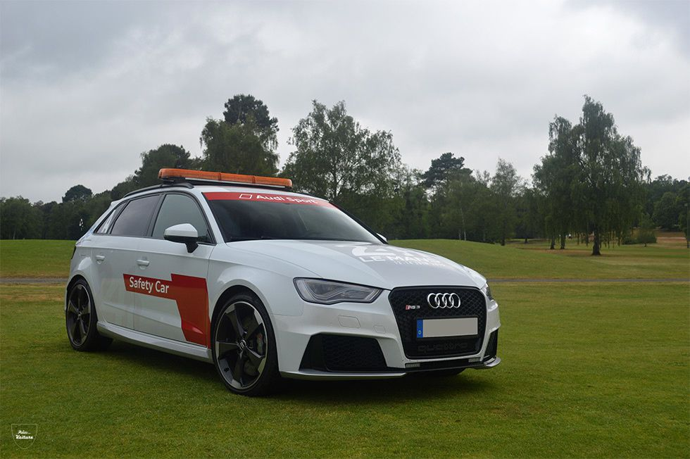 AG89 • Audi RS3 (8V) Sportback Safety car '15