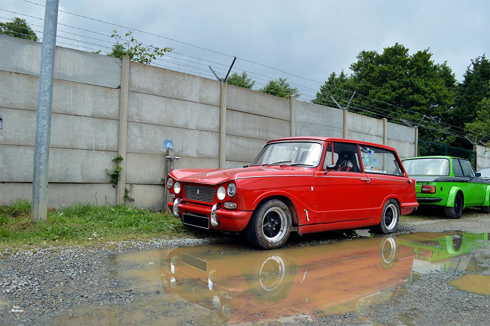 '70 Triumph Herald Estate swap 2.0