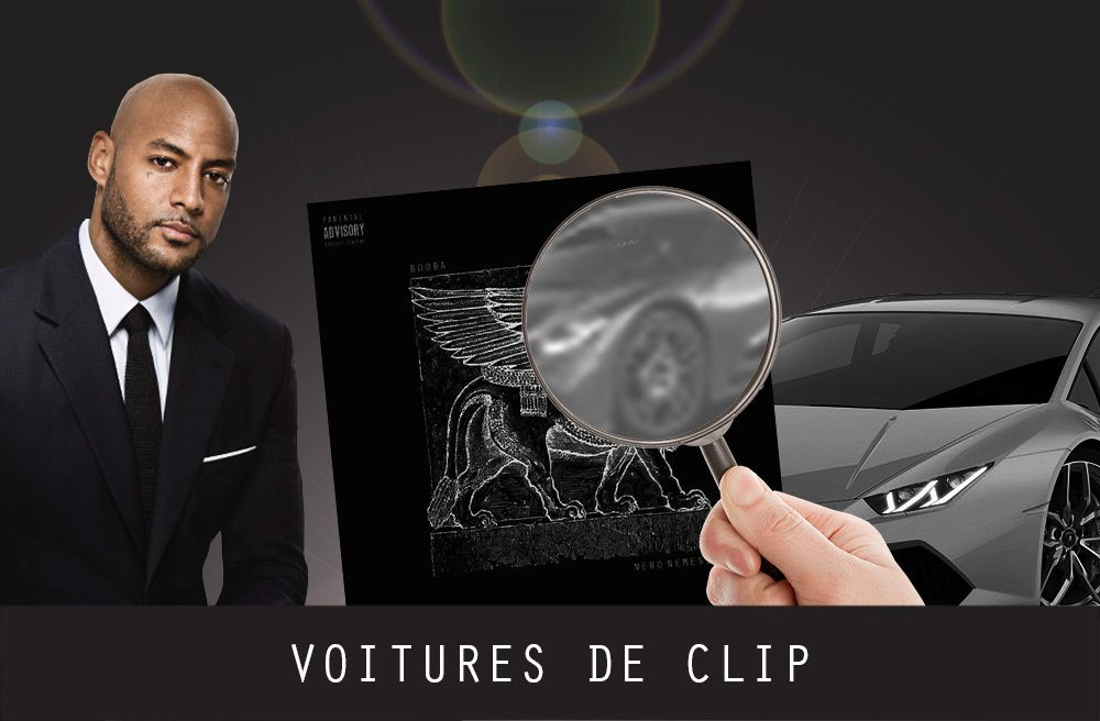 Voitures de clip : on a analysé l'album Nero Nemesis, de Booba