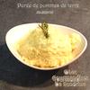 Purée de pommes de terre maison
