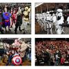 Succès pour la première édition du Comic Con Paris 2015 avec près de 30 000 visiteurs