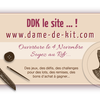 Blog Candy Dame de Kit !