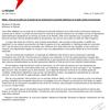 Lettres aux sénateurs et députés - Avis de la LDH sur le projet de loi renforçant la sécurité intérieure et la lutte contre le terrorisme