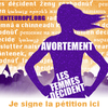 Le 28 septembre 2017, partout en Europe, mobilisation pour le droit à l'avortement pour toutes
