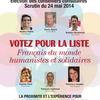24 mai élections des conseillers consulaires