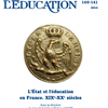 « L'État et l'éducation en France, XIXe-XXe siècles »