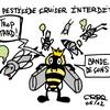 Pesticides : Délit de maltraitance