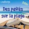 Challenge - Des pavés sur la plage