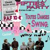 FIFTIES' PARTY 14 MARS 2015