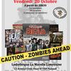 """Soirée Jeux """"A Vous de jouer"""" Vendredi 20 Octobre"""