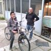Fabrication d'un vélo couché