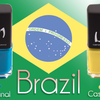 "Collection ""Brazil"" de LM Cosmetic"
