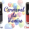 "Collection ""Carnaval de Venise"" de LM"