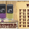 """Collection """"Western"""" de LM Cosmetic"""