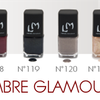 "Collection ""Glamour"" de chez LM Cosmetic"