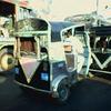 Karachi Famous Rickshaw