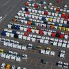 Mondrian revisité par Renault Trucks