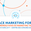H - 6 jours avant le Place Marketing Forum 2017