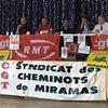 Meeting cheminots Miramas : LE RAIL, UNE VILLE, UNE VIE !!