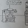 Pensée d'un téléphone sage